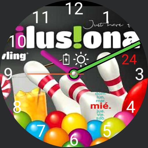 ilusiona watch bowling