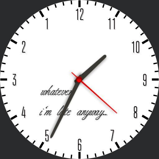Reverse Tic