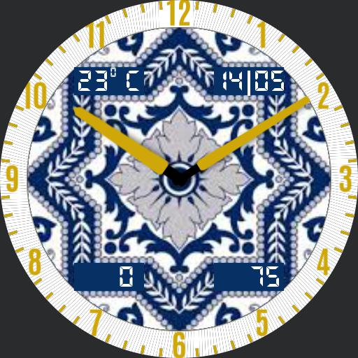 Azulejo Portugus   Portuguese Tile