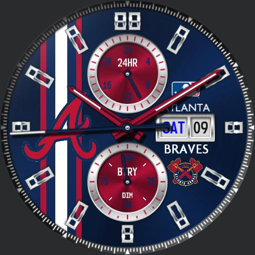 Atlanta Braves Modular Racer by QWW