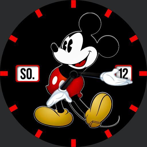 Mickey Round