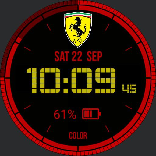 Ferrari Digital  Color