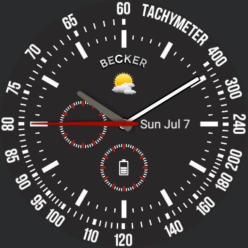 TAG 1887 Becker Copy