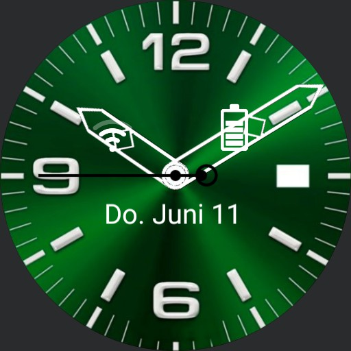 SG Watch Face 6 analog