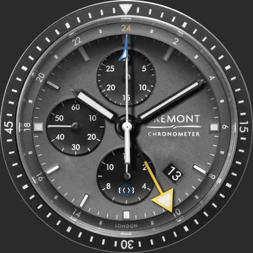 Test Bremont titanium Boeing timepieces