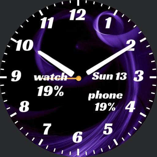 purple analog