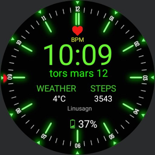 Ultra Neon Watch  Copy