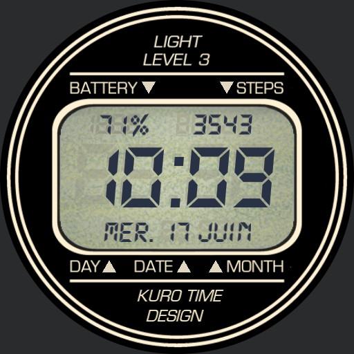 80s LCD Dimmer