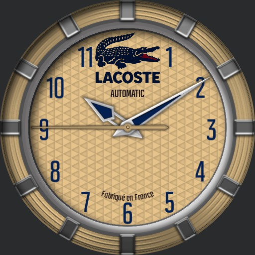 Lacoste Gold