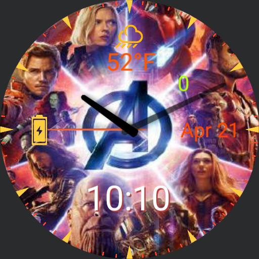 avenger update
