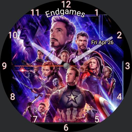 Marvel Endgames