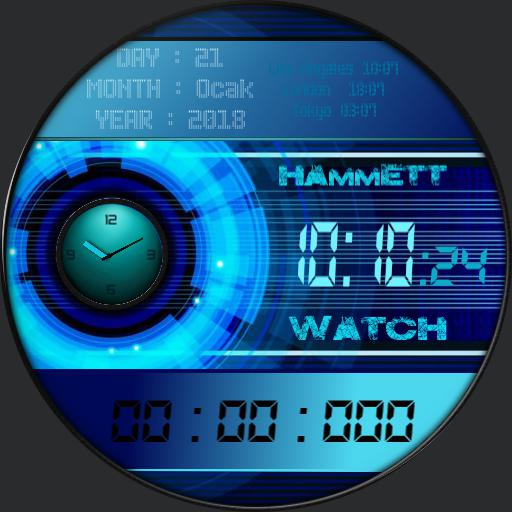Hammett Watch 03