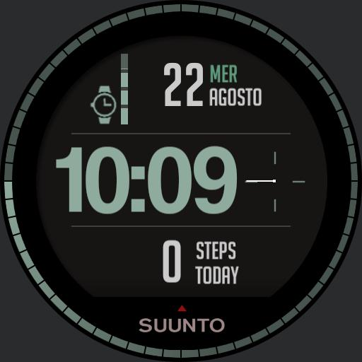 Sunto 3 fitness Inspired by 7 fin