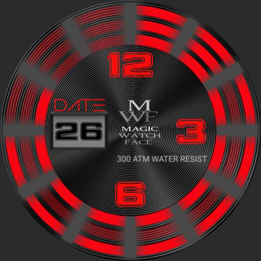 MAGIC Watch Hands free Red 2