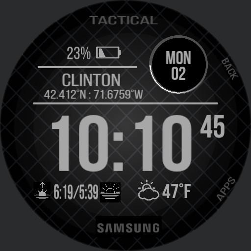 Garmin Tactical Vector Dark
