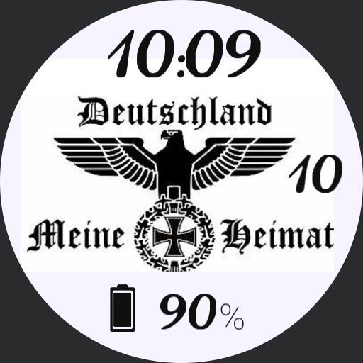 Deutschland SHO Copy
