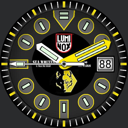 luminox 1526 scott cassell