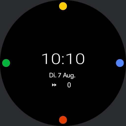 Google Dots Color