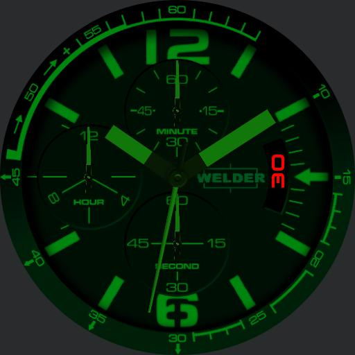 welder chrono