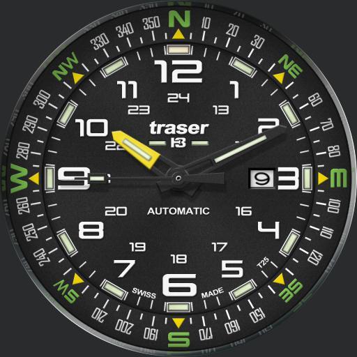 Traser Pathfinder V1.0