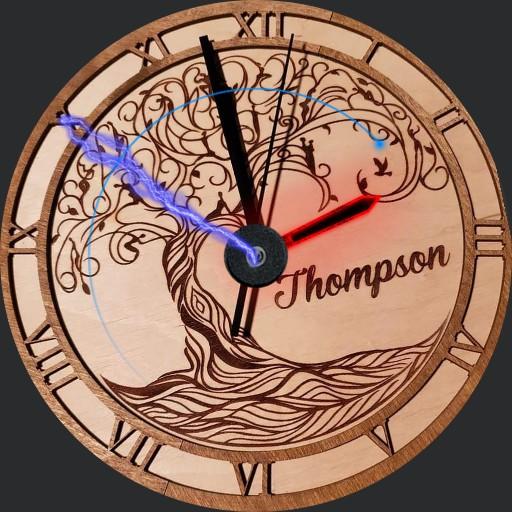 Thompson Log V.1