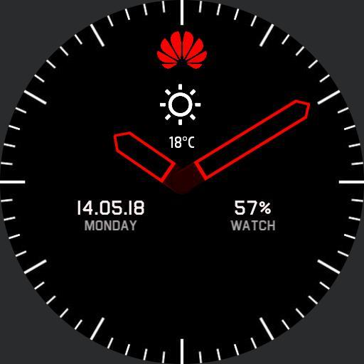 Jims Huawei Watch Mk2