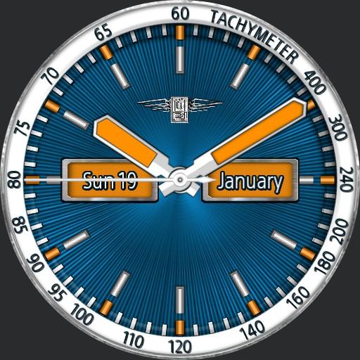 The Blue Strandard JBTS050120