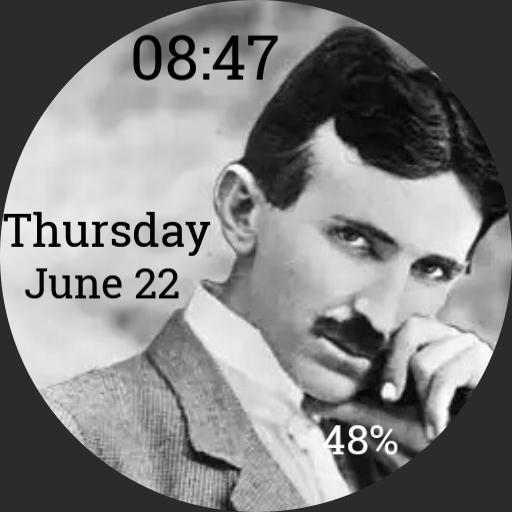 Tesla WatchFace
