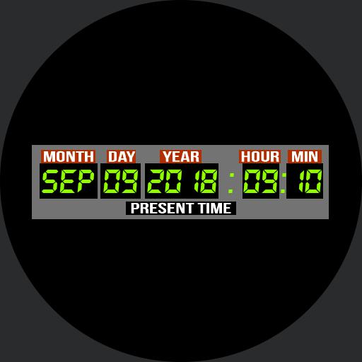 BTTF Present Time