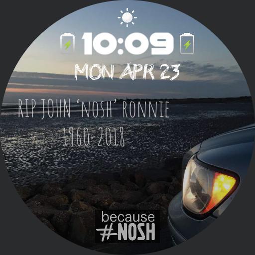 #Nosh