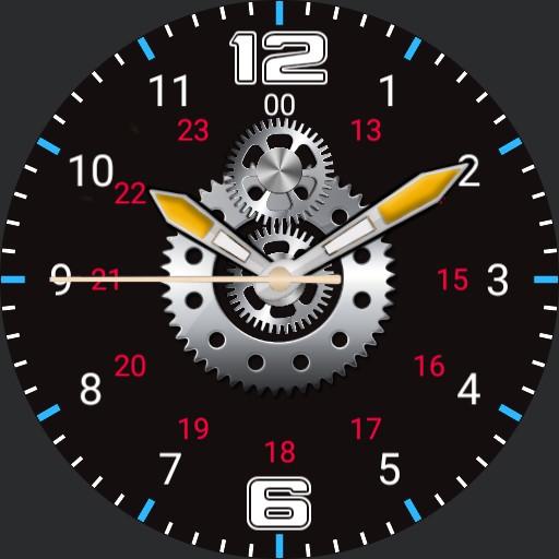 Spinning Gears SR2