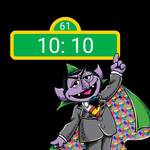 Count Von Count Sesame Street Watchmaker Watch Faces