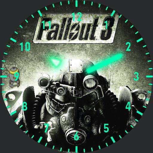 My Fallout 3 Watch