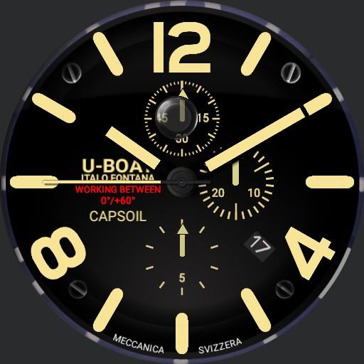 U-Boat Capsoil 3 Spirit Level Mod