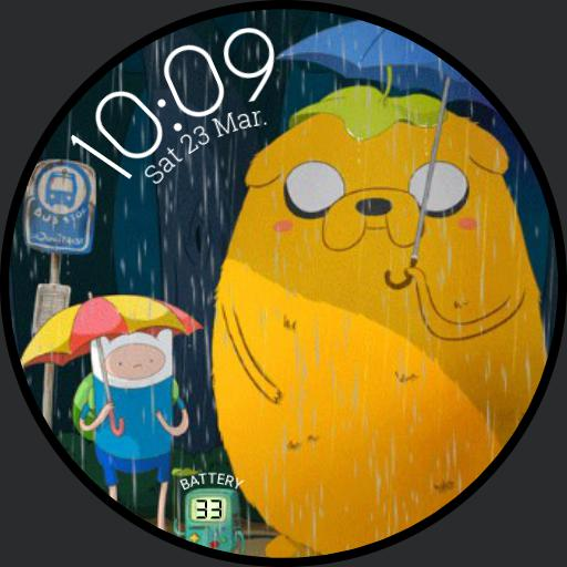 Adventure Time - Rainy Days