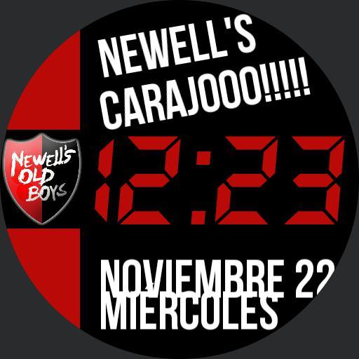 Cooleo Newells Carajo