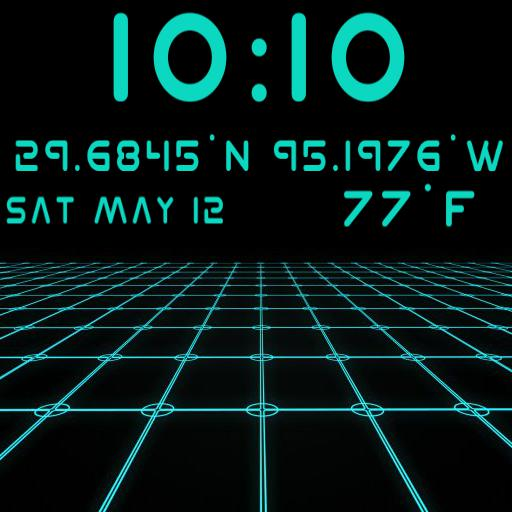 My Tron Watch