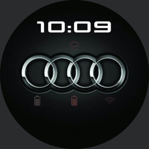 Audi simple