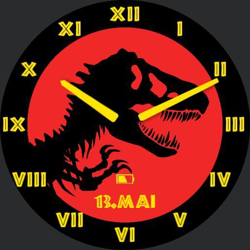 Jurassic Parc analog