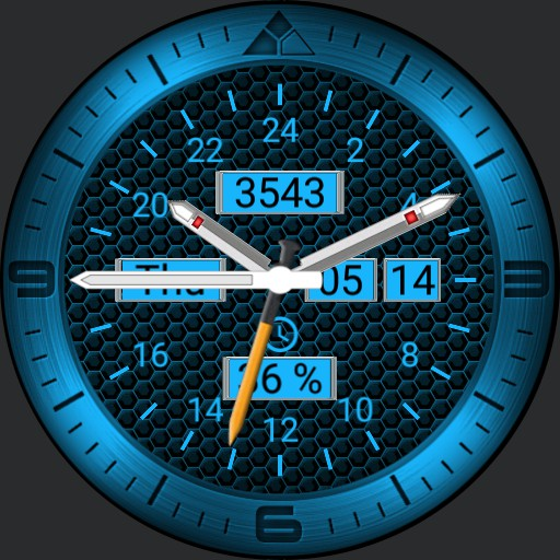 Rotating Bezel with UTC hand 2.6 Copy