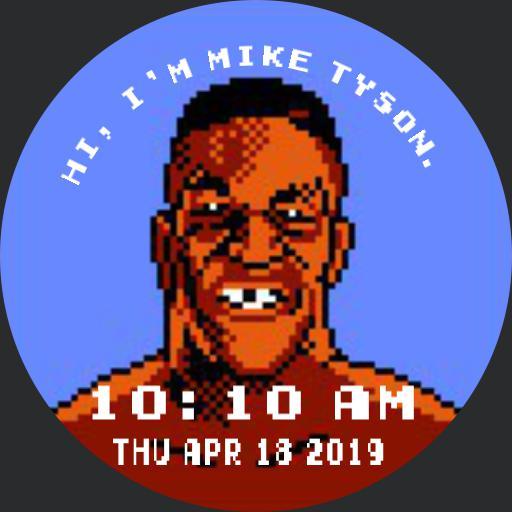Im Mike Tyson