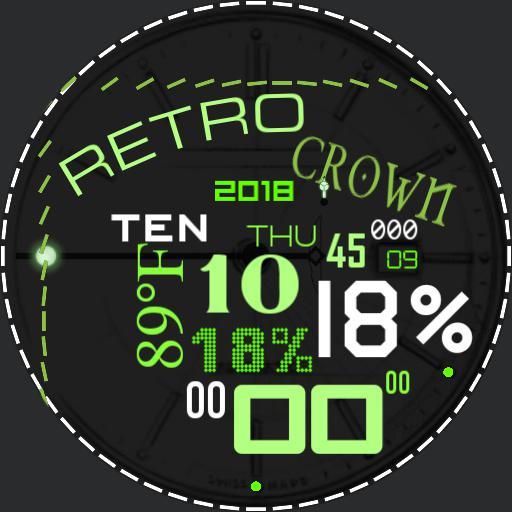 Retro-Crown