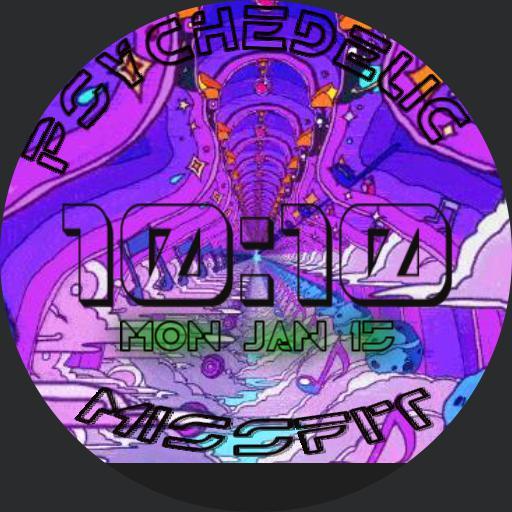Psychedelic misfit 1