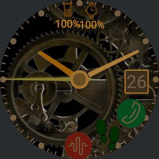 chassis clock kuwait