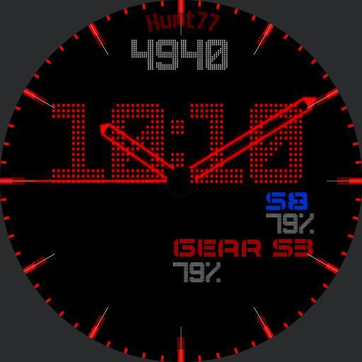 Hunt77 RED