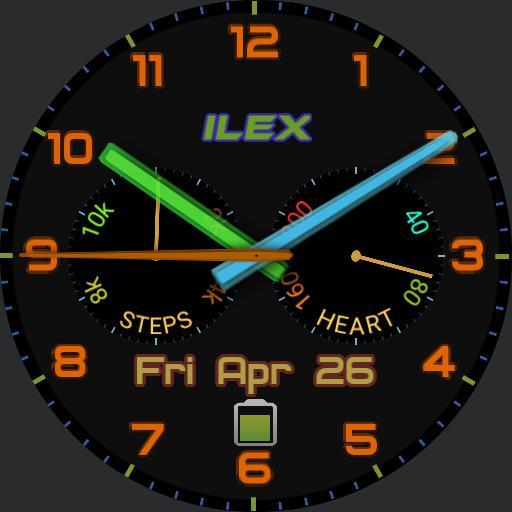 ILEX PEDegree