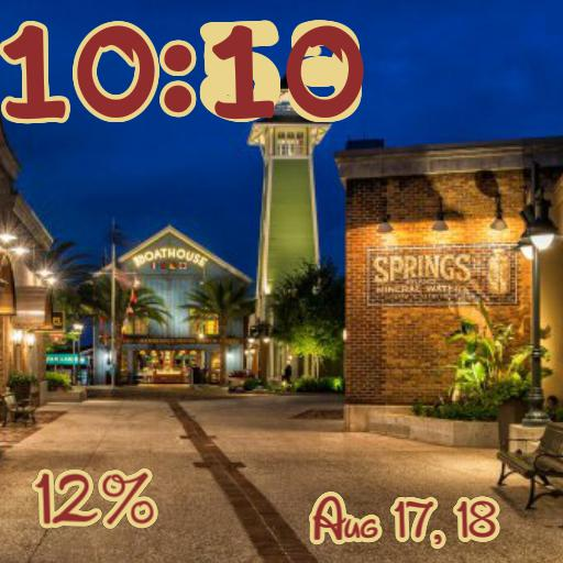 Surreal meme- Disney Springs