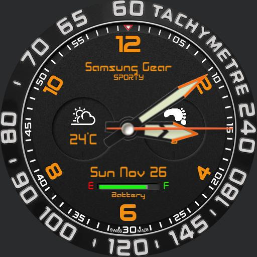 Samsung Gear Sporty 4.0