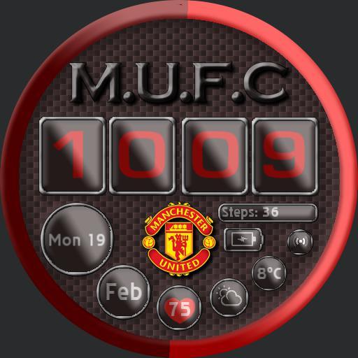 M.U.F.C Bar Chaser