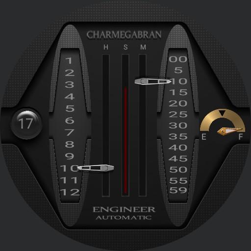 CHARMEGABRAN,  ENGINEER
